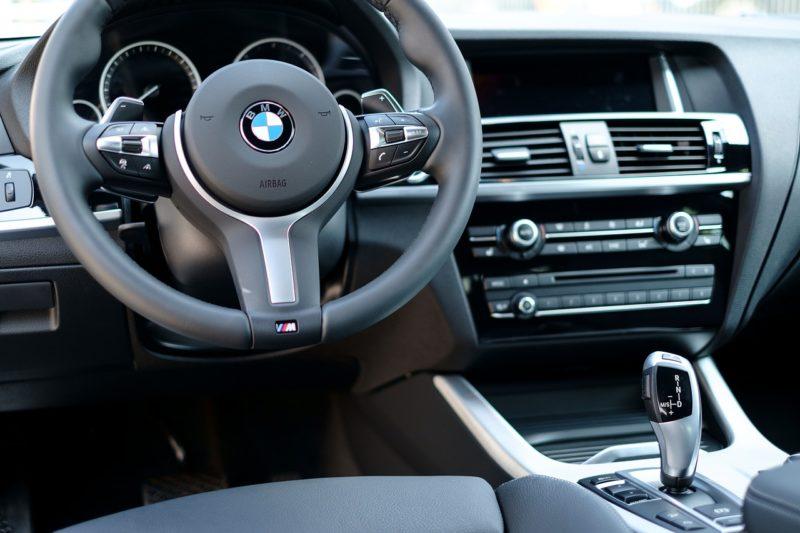 Auto Innenraum Pflege