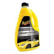 Meguiar richtig autowaschen