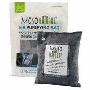 Natürliches Lufterfrischer-Säckchen rauchgeruch aus auto entfernen